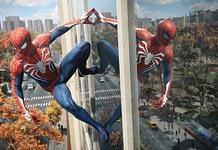 Marvel's Spider-Man Remastered on PS5