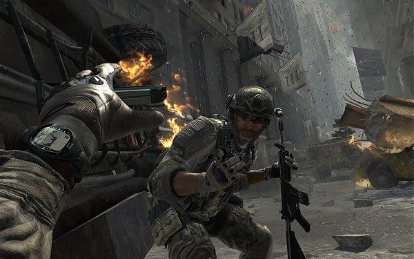 Call of Duty: Modern Warfare 3, co-developed by Sledgehammer Games