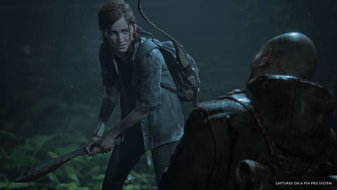 PlayStation 4 exclusive The Last of Us Part 2PlayStation 4 exclusive The Last of Us Part 2