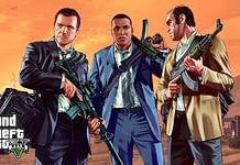 Rockstar Games' Grand Theft Auto V