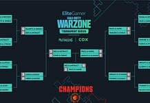 Call of Duty: Warzone Pro-Am championship