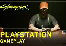 Cyberpunk 2077 PlayStation 4 & 5 Gameplay