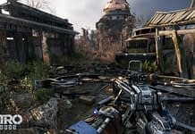 Metro Exodus official screenshot