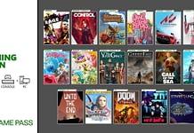 Xbox Game Pass December 2020
