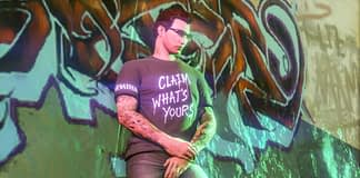 GTA Online's new t-shirt