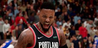 NBA 2K21 on next-gen