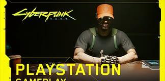 Cyberpunk 2077 PlayStation 4 & 5 Gameplay
