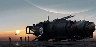 Mass Effect 5 Teaser Artwork BioWare
