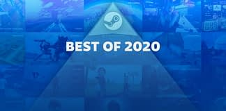 Steam Best of 2020