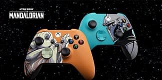 Xbox gives away The Mandalorian controllers