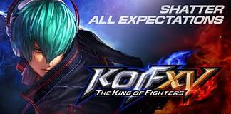 King of Fighters XV KOFXV