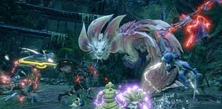 Monster Hunter Rise Switch Demo