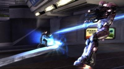 X-Men: The Official Game Xbox 360 screenshots