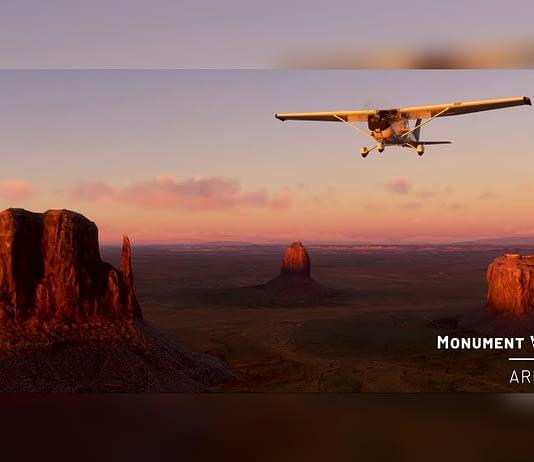 Microsoft Flight Simulator 2020 USA World Update