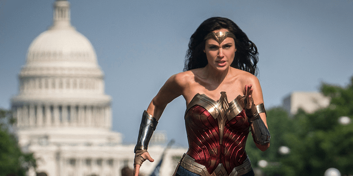 Wonder Woman 1984 - Releasing in movie theaters on August 14th, 2020