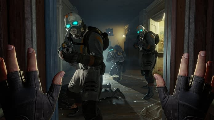 Half-Life: Alyx, Valve's flagship VR title