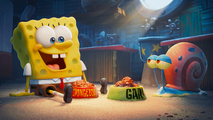 The Spongebob Movie: Sponge on the Run - Releasing in theaters on August 7th, 2020