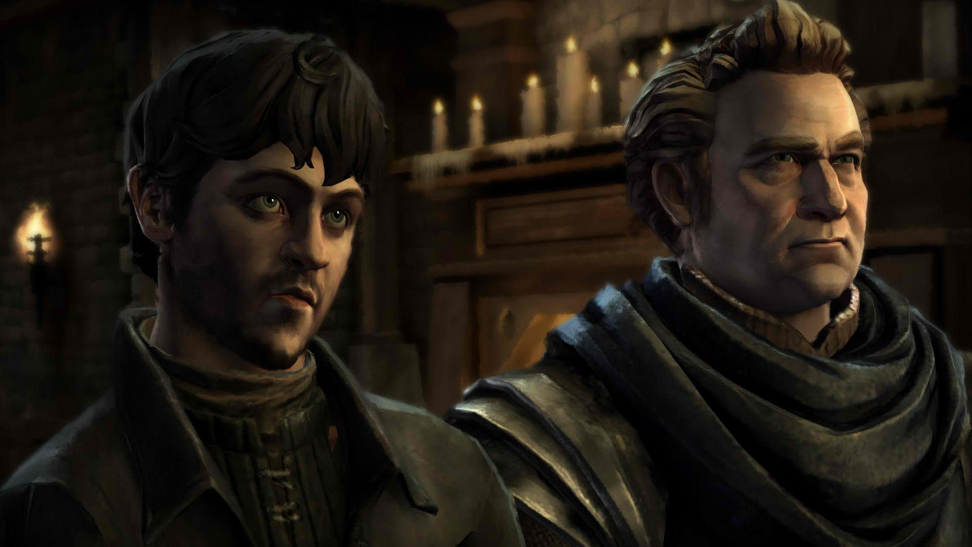 Ramsay bolton game of thrones telltale games