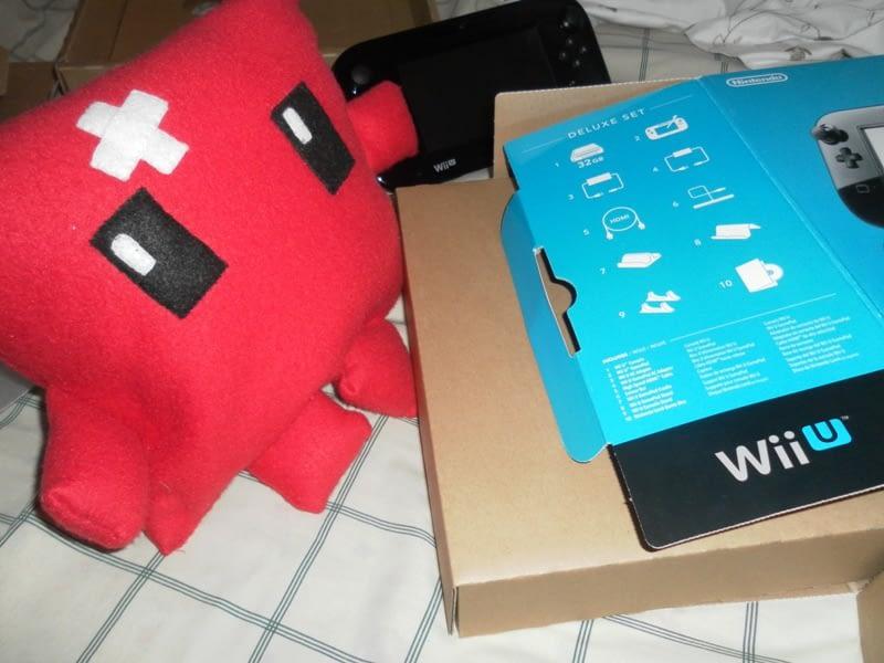 Wii U Unboxing - 10