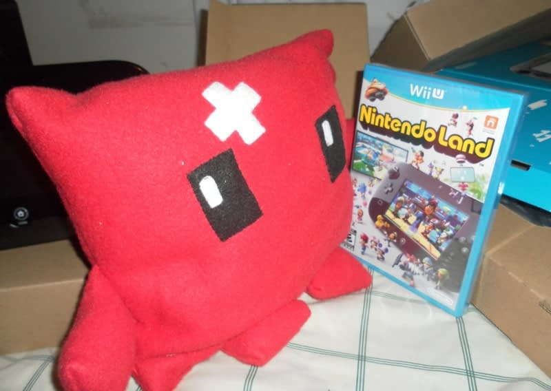 Wii U Unboxing - 14