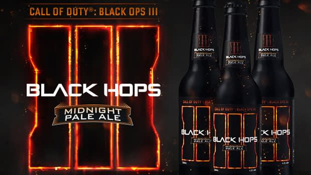 Call of Duty: Black Ops 3 is also getting its own craft beer
