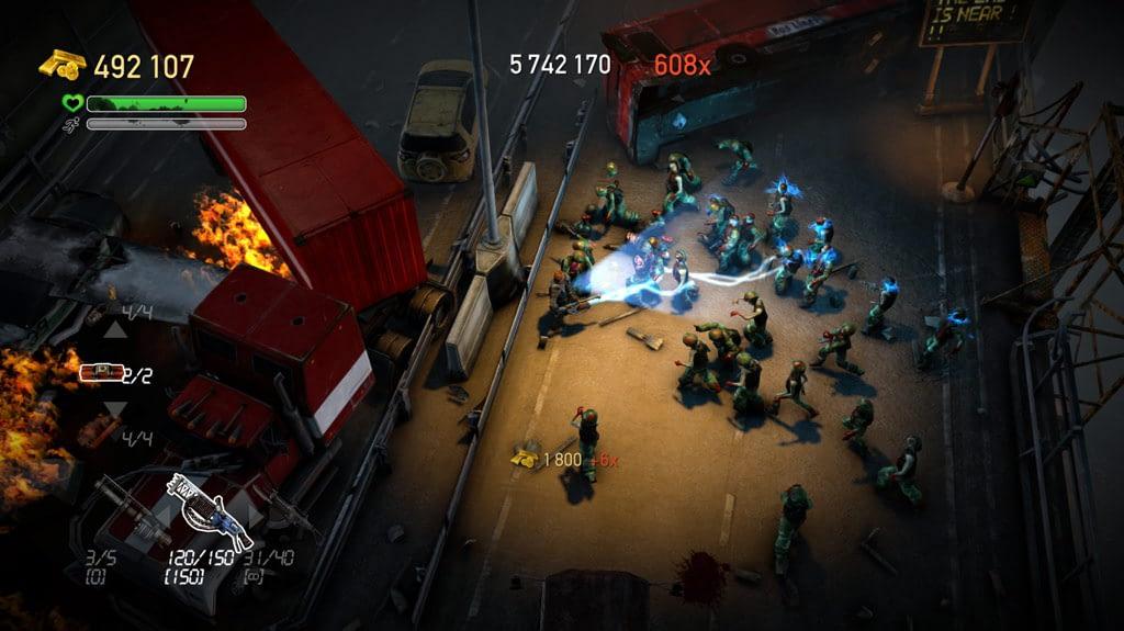 Dead Nation Apocalypse Edition PS4