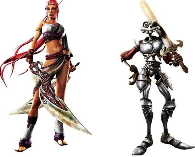 PlayStation All-Stars Battle Royale Roster v.4 by