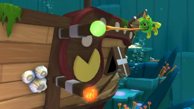 Pac-Man and the Ghostly Adventures 2 - E3 2014 - 2