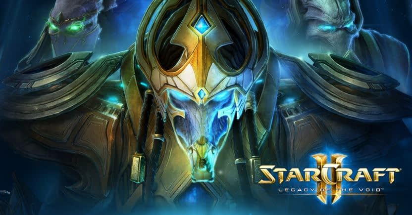 StarCraft2 LotV header - StarCraft II: Legacy of the Void Review