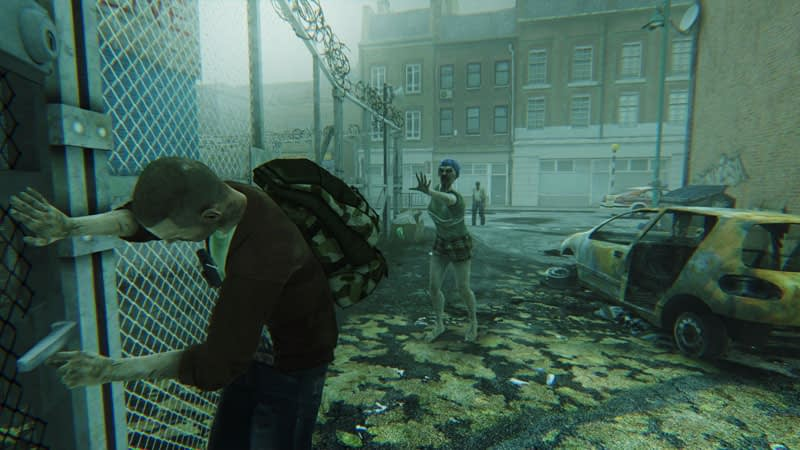 Zombi PS4 game release