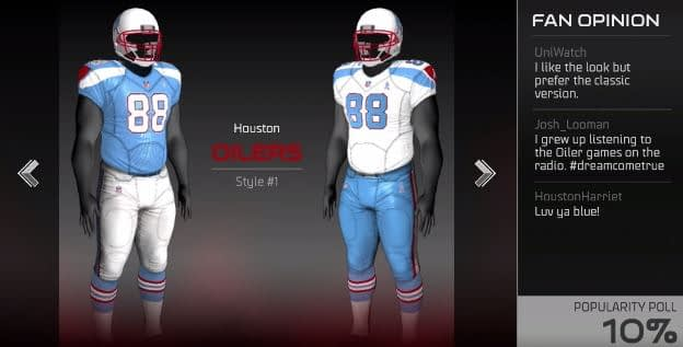 houston oilers 1