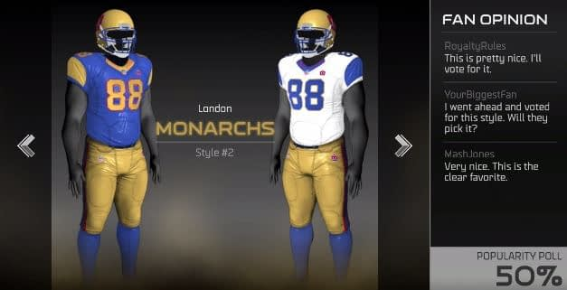 london monarchs 2