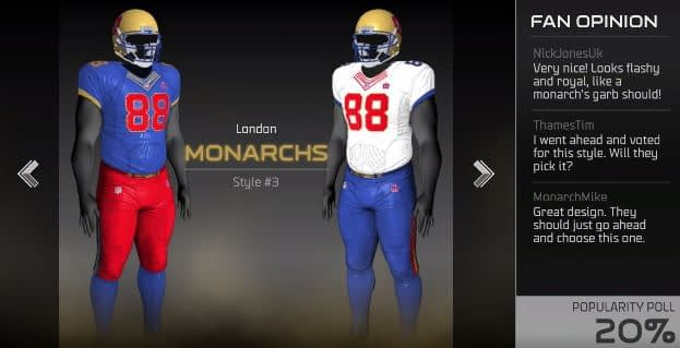 london monarchs 3