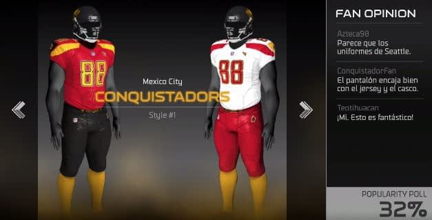 mexico city conquistadors