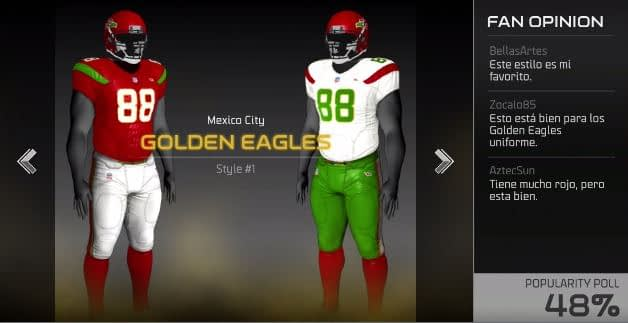 mexico city golden eagles