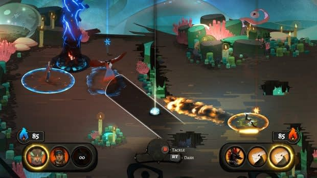 Review: Pyre Is A Strange But Welcome Addition To The Supergiant Family