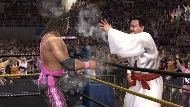 Wwe Legends Of Wrestlemania Ps3 Review Gamezone