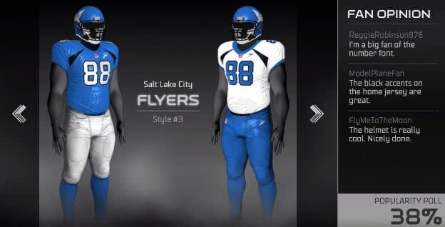 salt lake city flyers