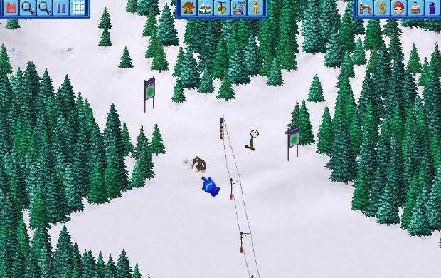 ski resort tycoon bigfoot