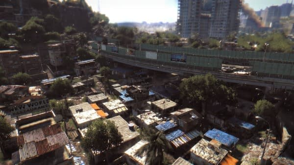 Dying Light city
