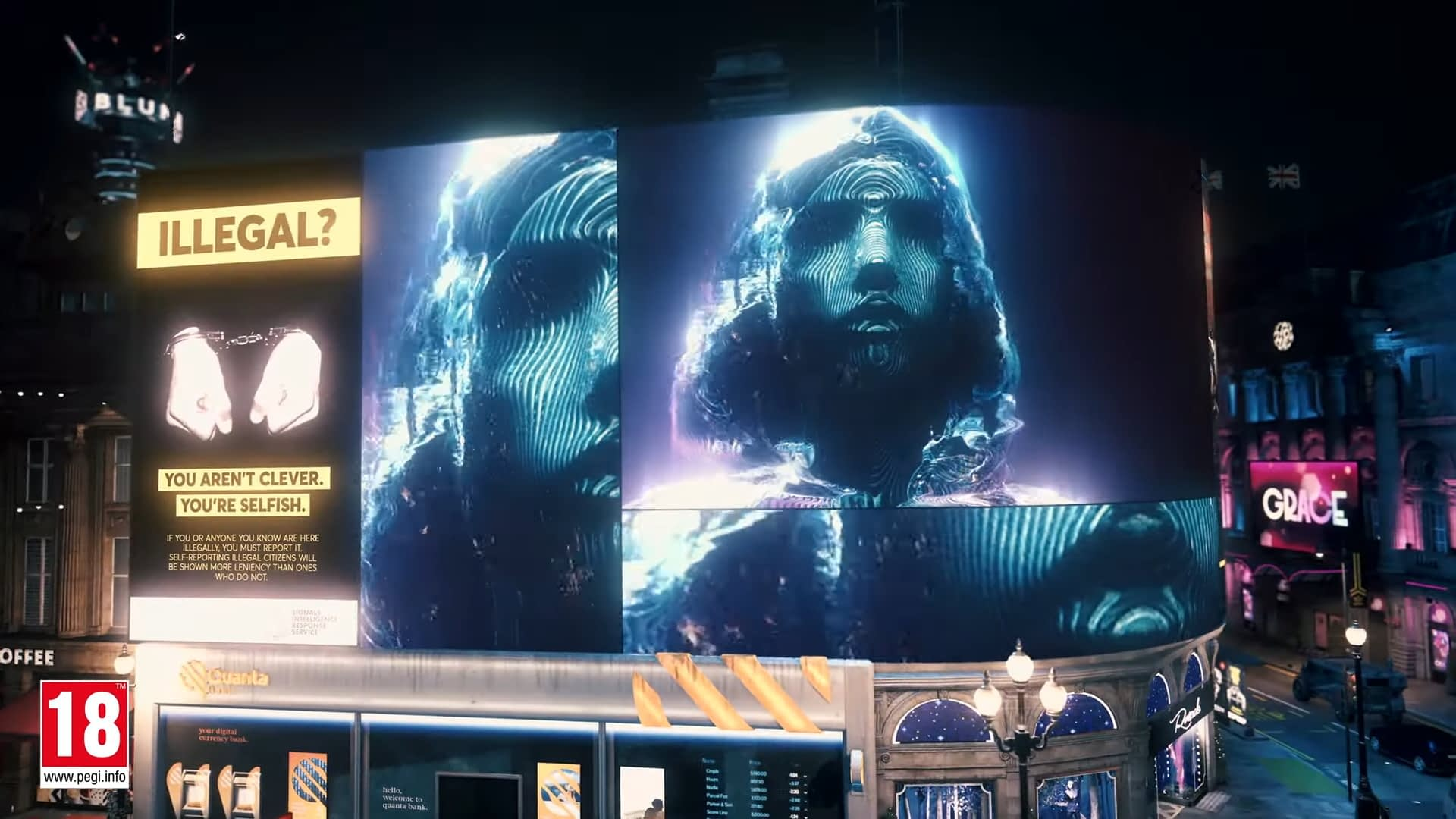 New Watch Dogs Legion Trailers For Story Post Launch Plans Gamezone